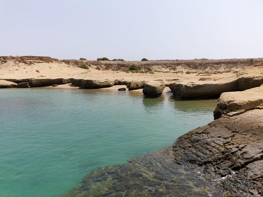 курорты Ирана - Хенгам остров